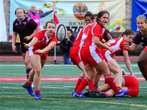 Hard game - Rugby -  - Université McGill - Université Ottawa