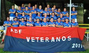 Equipo veteranos 2011 - RugbyV -  - Asociación Deportiva Francesa -
