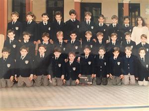 Egresados 1998 - 2 grado A - Social -  - Colegio San Miguel  -