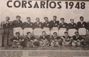 Equipo de 1948 - Memorabilia -  - Corsarios Rugby Club - 1948/Jun/01
