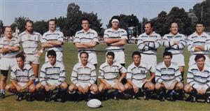 San Isidro Club 1993-94 - Rugby - Superior (M) - San Isidro Club -
