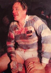 Desde 1975 a 1990 representando a la Argentina - Rugby -  - Selección Argentina de Rugby -
