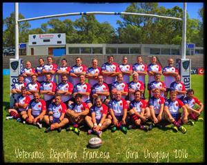 DEPO CLASSIC  GIRA URUGUAY - RugbyV -  - Asociación Deportiva Francesa -
