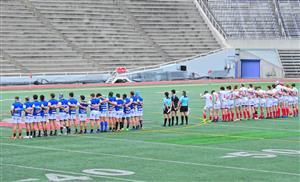 Sport Photo Book by Juan Alchourron - Rugby - Les deux équipes et les arbitres - Université McGill - 2021/Sep/11