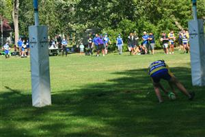 Sport Photo Book by Juan Alchourron - Rugby - Race to the last try #5 - Cegep John Abbott - 2021/Sep/12