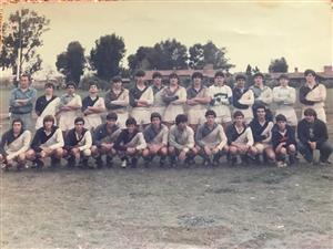 Equipo de 1985, '68 y '69 - Rugby -  - Club Champagnat -