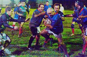 Como críos en el barro!! - Rugby -  -  -