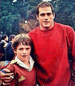 Contepomi, Felipe - Rugby - 2 Pumas -  - 2003/Oct/08