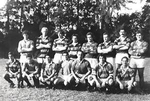 1987 - Rugby - Superior (M) - Curupaytí Club de Rugby -