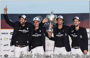 Ellerstina Johor defended their title and won the 124 Hurlingham Open - Polo -  - Ellerstina Polo Club -