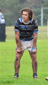 Esperando la salida contraria - Rugby - M18 (M) - Liceo Naval -