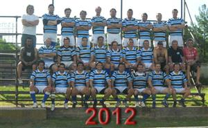 Equipo Veteranos 2012 - Rugby - Vet - Liceo Naval -