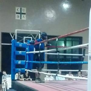 Willy en el rincón azul - Box -  - Club Universitario de Buenos Aires -