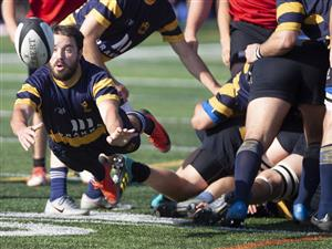 Quebec Cup Rugby Super League Final in Montreal on Saturday, Aug. 24, 2019. RFC won 44-22 - Rugby -  - Town of Mount Royal RFC - Club de Rugby de Québec