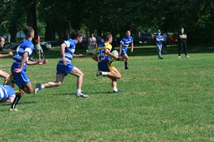 Sport Photo Book by Juan Alchourron - Rugby - Race #5 - Cegep John Abbott - 2021/Sep/12