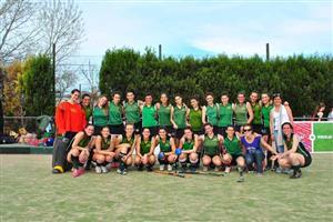 Equipo de 2012 - Field hockey -  - Belgrano Day School Club -