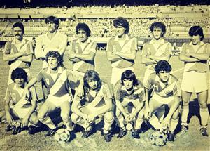 Equipo de 1985 - Soccer -  - Club Atlético River Plate -