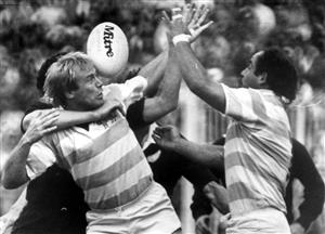 Dos cracks - Rugby -  - Selección Argentina de Rugby -