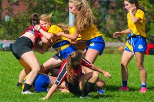 Sport Photo Book by Juan Alchourron - Rugby -  - Cegep Vanier - 2021/Sep/26