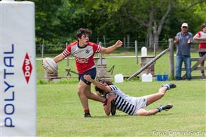 - Rugby - M16 - Areco Rugby Club - Club San Carlos