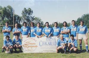 Equipo de 2011 - Rugby -  - General Belgrano Rugby -
