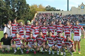 Jugando en la cancha del CASI - Rugby - Superior - Delta Rugby Club -