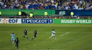 Try contra Francia - Rugby -  - Selección Argentina de Rugby -
