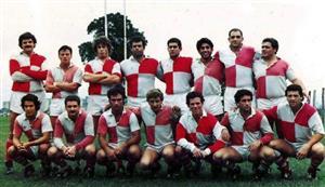 En los 90's ? - Rugby -  - Rugby Club Los Matreros -