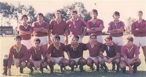 Varios integrantes camadas 69,68 y 67. vs Belgrano en Pinaso - Rugby -  - Newman -