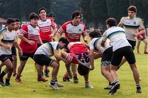 32 para abajo - Rugby -  - Areco Rugby Club - 2021/Aug/16