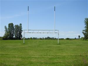 Empty Field - Rugby -  - Montreal Irish RFC -