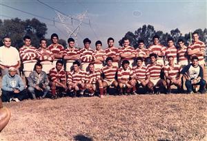 Fauve, Sebastian - Rugby -  - Asociación Alumni - 1986/Aug/20
