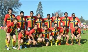 Equipo de 2015 - Rugby -  - Cardenales Rugby Club - 2015/Aug/01