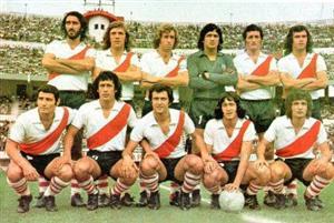 Equipo de 1973 - Soccer -  - Club Atlético River Plate -