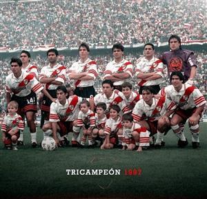 Tricampeón 1997 - Soccer -  - Club Atlético River Plate -