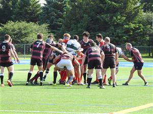 Des moments chauds - Rugby -  - Westmount Rugby Club - Rugby Club de Montréal