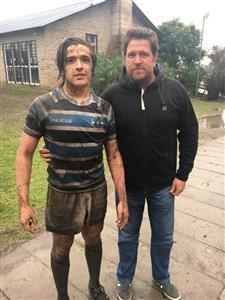 Padre e hijo - Rugby -  - Liceo Naval -