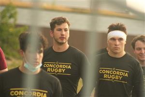 Sport Photo Book by Juan Alchourron - Rugby -  - Université Concordia - 2021/Sep/11