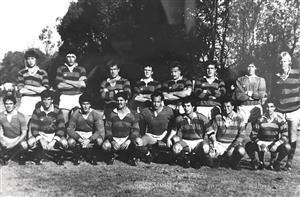 Curupa en B&W - Rugby - M23 (M) - Curupaytí Club de Rugby -