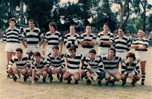 Allen, Jorge - Rugby - Fué un SIC - CASI del 87 - Club Atlético de San Isidro - 1987/May/01