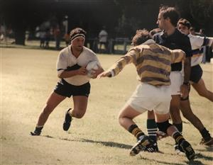 - Rugby -  - Los Cedros - Belgrano Athletic Club