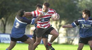 """Alejandro el """"Turco"""" Allub fue el encargado de realizar los exámenes cardiológicos a un centenar de  - Rugby -  - Jockey Club Córdoba -"""