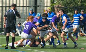 Sport Photo Book by Juan Alchourron - Rugby -  - Université de Montréal - 2021/Oct/09