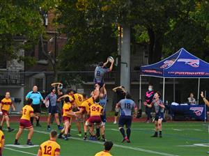 Sport Photo Book by Juan Alchourron - Rugby -  - Université ETS - 2021/Sep/11
