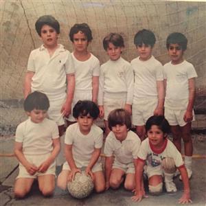 CO.CA.PRI. Año 1987 en el Colegio San Agustín. Egresados 1998 - Soccer -  - Colegio San Miguel  -