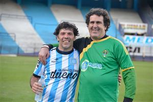 Gonchy y Sebas - Soccer -  - Social y Deportivo Estrella del Norte -
