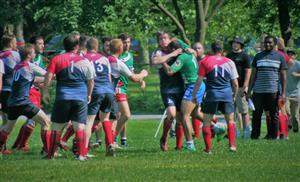 Presqu'un tango - Rugby -  - Ormstown Saracens RFC - Rugby Club de Montréal