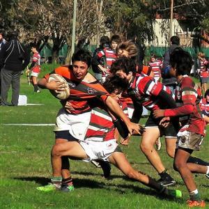 Marcos, siempre yendo para adelante - Rugby -  - Olivos Rugby Club -