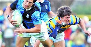 Moroni y Diaz Bonilla - Rugby -  - Club Universitario de Buenos Aires - Hindú Club