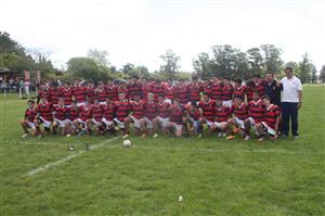 Camada Dosmiluno - Rugby - M15 (M) - Curupaytí Club de Rugby -